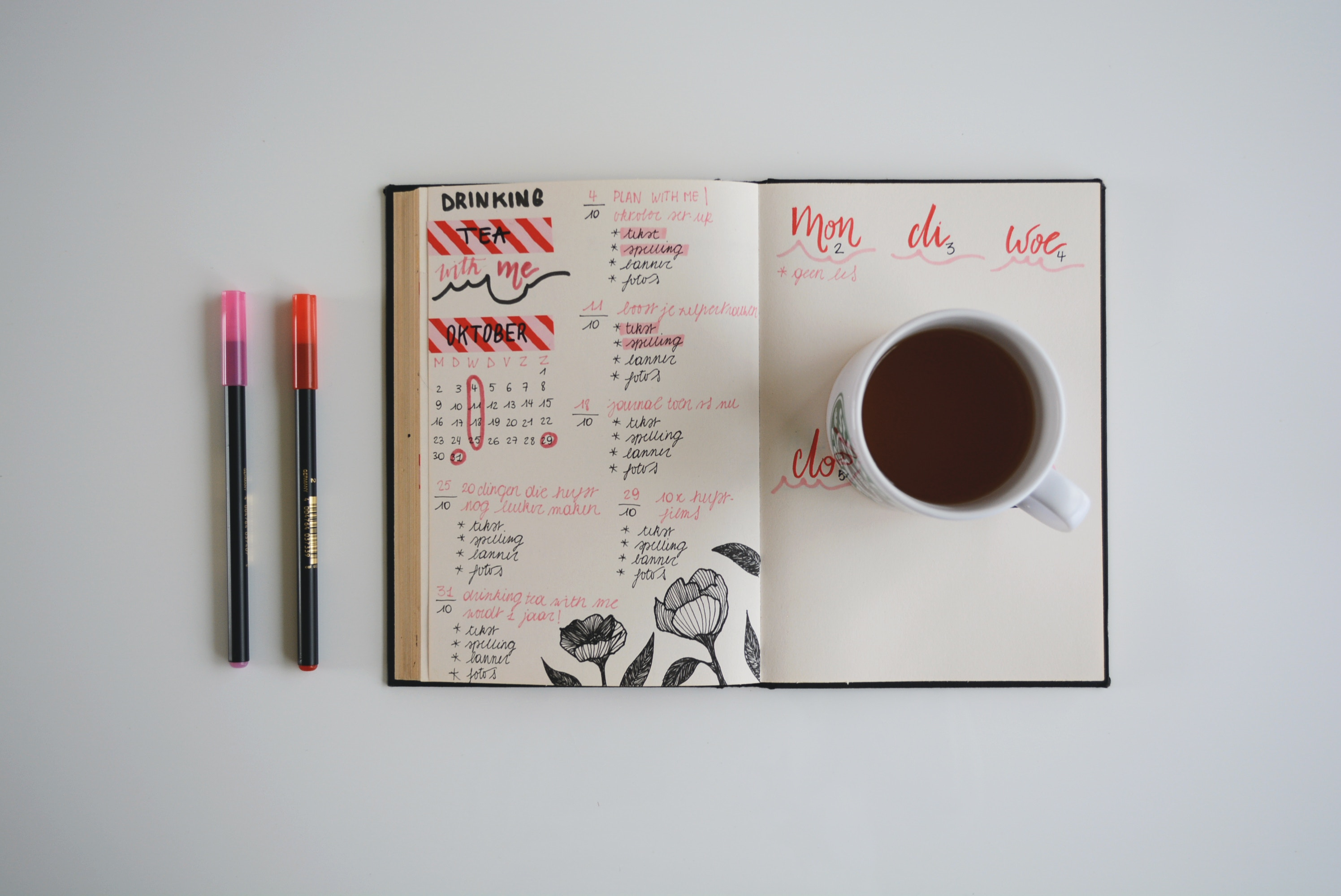 How To Set Up Your Bullet Journal Like A Boss